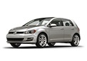 New Volkswagen Golf in Folsom